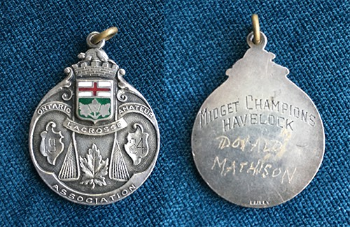 Laxmedals, lacrosse awards, lacrosse medals, lacrosse plaques, lacrosse trophies, vintage lacrosse, old lacrosse, lacrosse history, lacrosse records, past lacrosse
